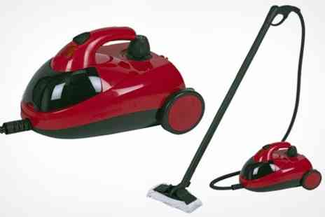 AGP - Aqua Jet Steam Cleaner in Choice of Colour - Save 42%