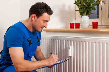 JR Domestic Gas - Full Boiler Service with 12 Month Certificate - Save 73%