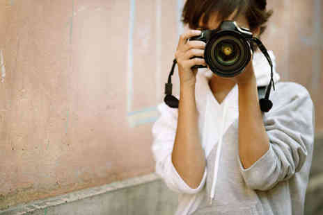 J Pegg Photography - Four Hour Digital Photography Class - Save 85%