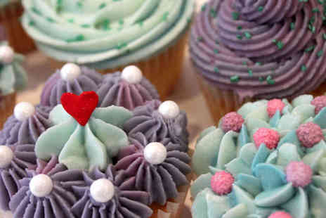 Cookie Girl - Two Hour Cupcake Decorating Class - Save 60%