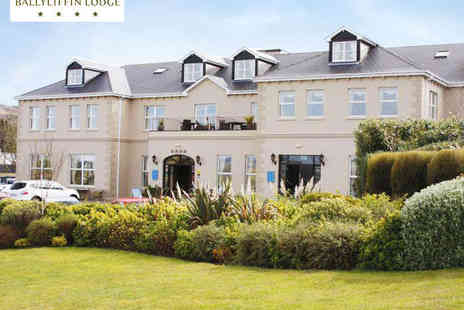 Ballyliffin Lodge - Two Night County Donegal Hotel Stay for Two with Breakfast - Save 40%