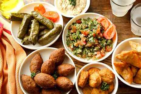 Palmyra Lebanese Restaurant - Two-Course Lebanese Meal for Two or Four - Save 57%
