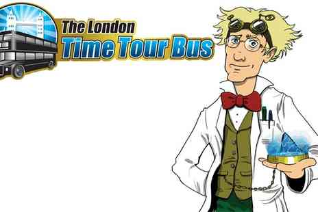 The Ghost Bus Tours Ltd - London Time Bus Tour - Save 53%