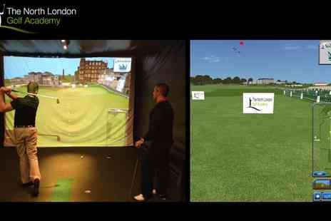 The North London Golf Academy - 1-Hour Golf Lesson with PGA Professional - Save 68%