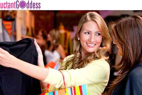 The Reluctant Goddess - Get a Style Consultation in London - Save 52%