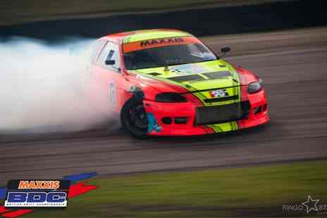 Slide School Drift Academy  - Half Day Drift Car Driving Experience Worth £199 - Save 65%