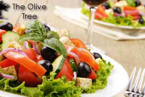 The Olive Tree - £22 Greek Food Voucher - Save 64%