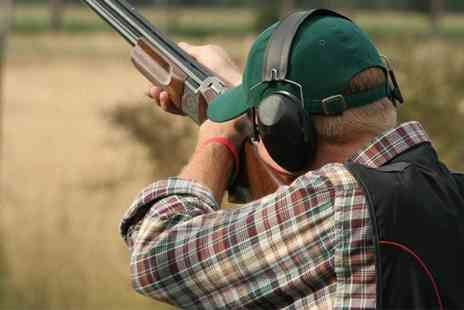 Hillmotts - Clay Shooting Experience - Save 51%