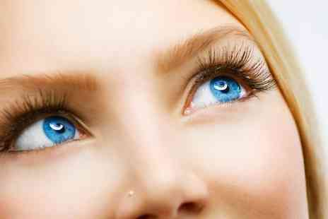 Radiance Health and Beauty - Full Set of Nouveau Eyelash Extensions - Save 71%