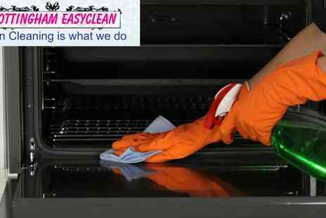Nottingham Easy Clean - Half Price Professional Oven Clean - Save 50%