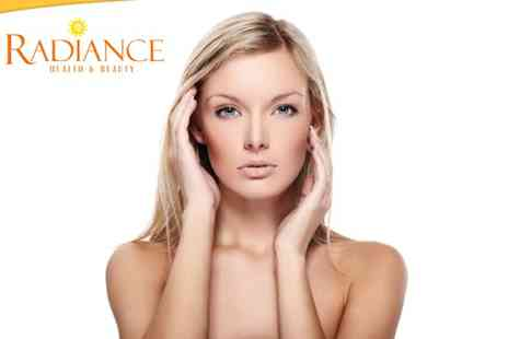 Radiance Health and Beauty - Non-Surgical CACI Eye Lift - Save 53%