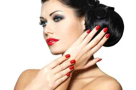 White and Beauty - Manicure & Pedicure Treatment Worth £44, Now £21 - Save 52%