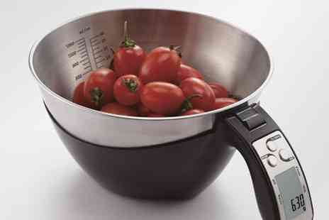 In Products - Stainless Steel Electronic Measuring Jug - Save 25%
