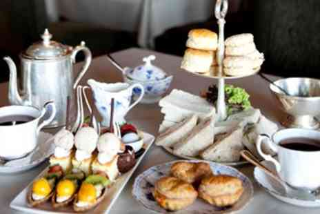 The Brasserie at The Cumberland - Afternoon Tea for Two - Save 48%