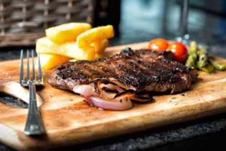 The Ivory Rooms - Highly Rated Steak & Cocktails for Two - Save 58%