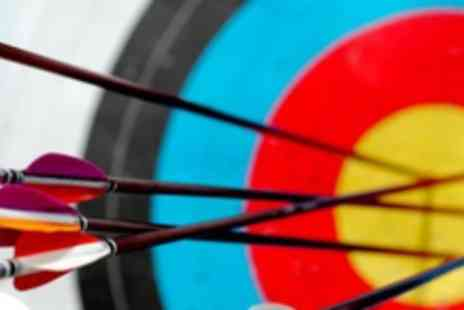 Innercity Sports Coaching - 90 Minute Archery Class  - Save 60%