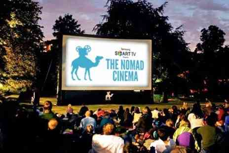 The Nomad Cinema - Tickets - Save 49%