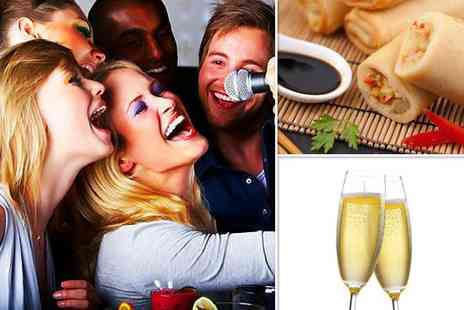 Mix Karaoke - All night karaoke for four people - Save 64%
