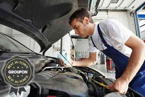 Rhino Motors - 54 Point Car Service With Oil and Filter Change - Save 53%