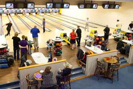 The Bowl Bromborough - One Game - Save 70%