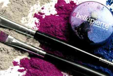 Bellapierre Cosmetics - Makeup for flawless skin with a glowing finish - up to 50% off