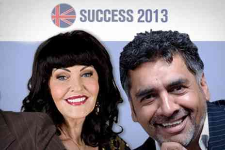 Success Resources - Success Seminar 2013 With Dragons Den Speakers - Save 50%