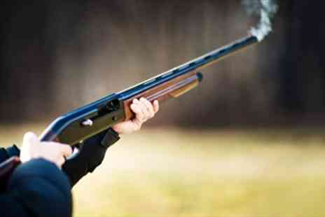 Kelly Country Sports - Clay Pigeon Shooting Session for Two - Save 56%