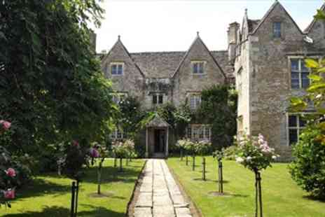 Kelmscott Manor - House & Gardens Entry for 2 - Save 61%