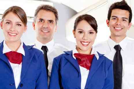 Cabin Crew Diploma - Online Cabin Crew Diploma With Certificate - Save 95%
