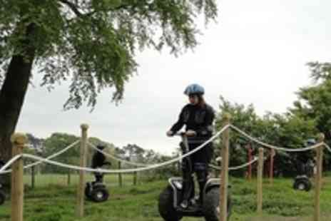 Mad-Renaline - £19.50 instead of £49 for a Segway obstacle course experience - Save 60%
