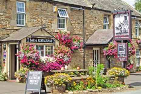 Battlesteads - Northumberland Escape with 7 Course Dinne - Save 42%