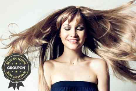 MG Hair and Beauty - Cut, Blow Dry and Shu Uemura Treatment - Save 55%