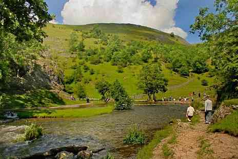 Station Hotel - Two night Peak District break for two including breakfasts - Save 54%