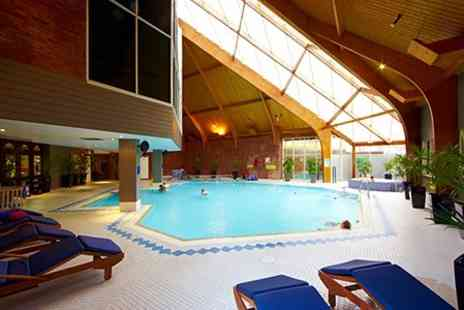 Village Hotel - Ten Health Club Day Passes For One - Save 88%