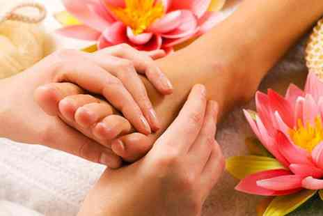 TF Corporate Therapy - One hour reflexology session - Save 70%