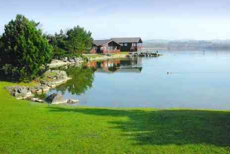 Pine Lake Resort - In Lancashire Two Nights For Up to Six With Champagne and Spa Access - Save 50%