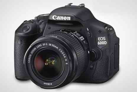 ASK Direct - Canon EOS 600D With 32GB SD Card  - Save 40%