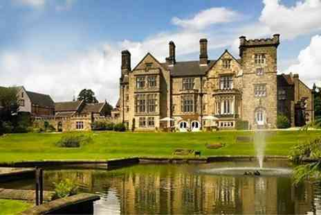 Breadsall Priory - Country Club Day For Two Treatments and Use of Facilities - Save 50%