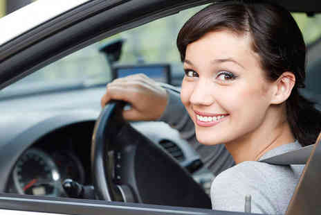CMSM - Two Driving Lessons with Online Theory Test Tuition and Motorway Lesson - Save 88%