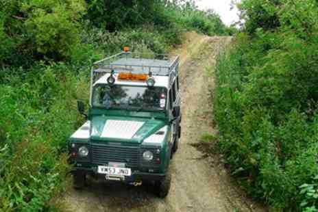 Experience the Country - Off Road 4x4 Driving Experience for Two - Save 50%