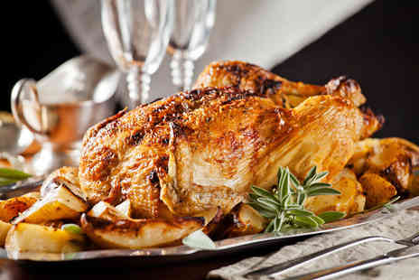 Caffe Concerto - Roast for 2 including a glass of wine or beer - Save 58%