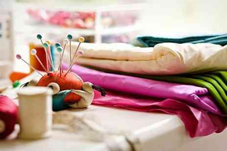 The Creative Sewing Studio - Sewing Workshops - Save 67%