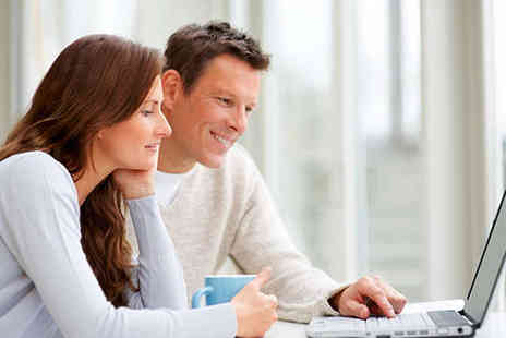 The UK College - Choice of One of Four Online Study Courses - Save 85%