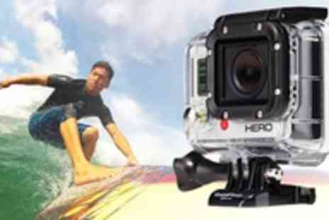 Solent Marketing Solutions - GoPro Hero3 White Edition camera - Save 20%