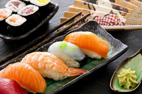 Sushi Cafe - All you can eat sushi buffet for 2 - Save 42%