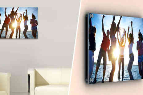 Spicy Decor - Acrylic Glass Photo Print - Save 73%