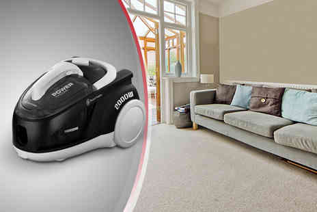 Up Global Sourcing - Russell Hobbs 18377 Bagless Pets Cylinder Vacuum - Save 24%