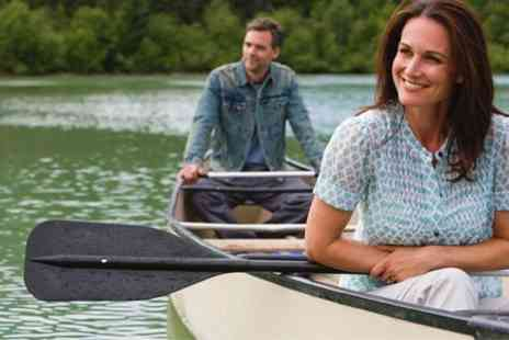 Planetree Adventure - Two Hour Canoe Tour For One - Save 58%