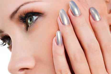 Lisas Diamond Nails - Gel Nails With Manicure - Save 40%