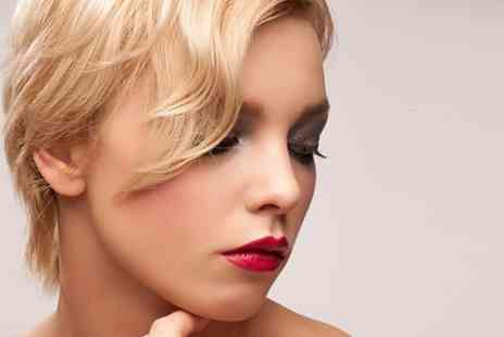 Designer Hair and Beauty - Highlights With Cut and Condition - Save 48%